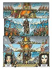 Chroniques de la Lune Noire Vol. 18: Le Trône d'Opale