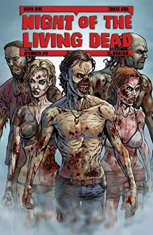 Night of the Living Dead: Aftermath No.8