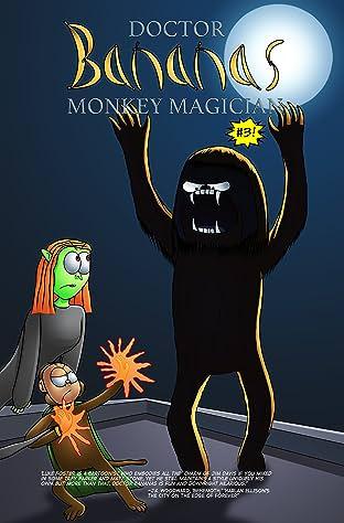 Doctor Bananas: Monkey Magician #3