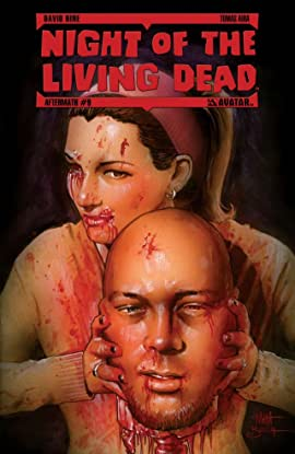 Night of the Living Dead: Aftermath #9
