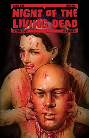 Night of the Living Dead: Aftermath No.9