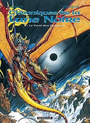 Chroniques de la Lune Noire Tome 2: Le Vent des Dragons