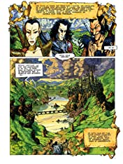 Chroniques de la Lune Noire Vol. 2: Le Vent des Dragons