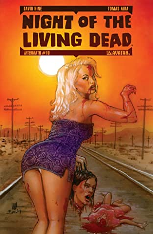 Night of the Living Dead: Aftermath No.10