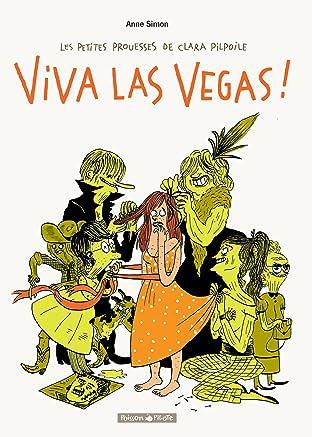 Clara Pilpoil Tome 2: Viva Las Vegas