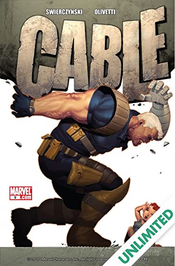 Cable (2008-2010) #9