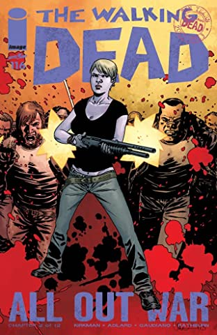 The Walking Dead #116