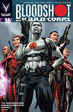Bloodshot and H.A.R.D. Corps (2013- ) #16: Digital Exclusives Edition