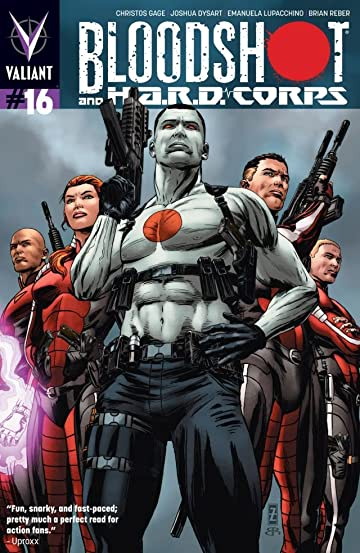 Bloodshot and H.A.R.D. Corps (2013- ) No.16: Digital Exclusives Edition