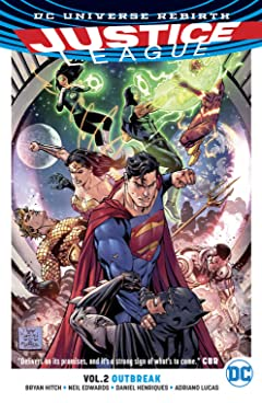 Justice League (2016-2018) Tome 2: Outbreak
