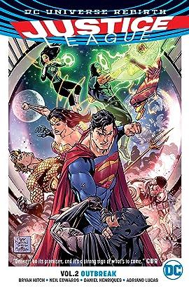 Justice League (2016-2018) Vol. 2: Outbreak
