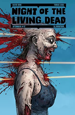 Night of the Living Dead: Aftermath No.12