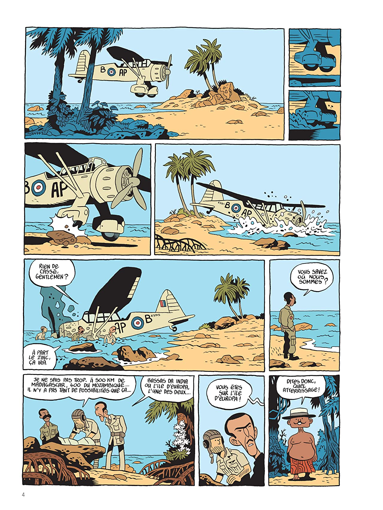 Commando Colonial Vol. 2: Le Loup Gris de la Désolation