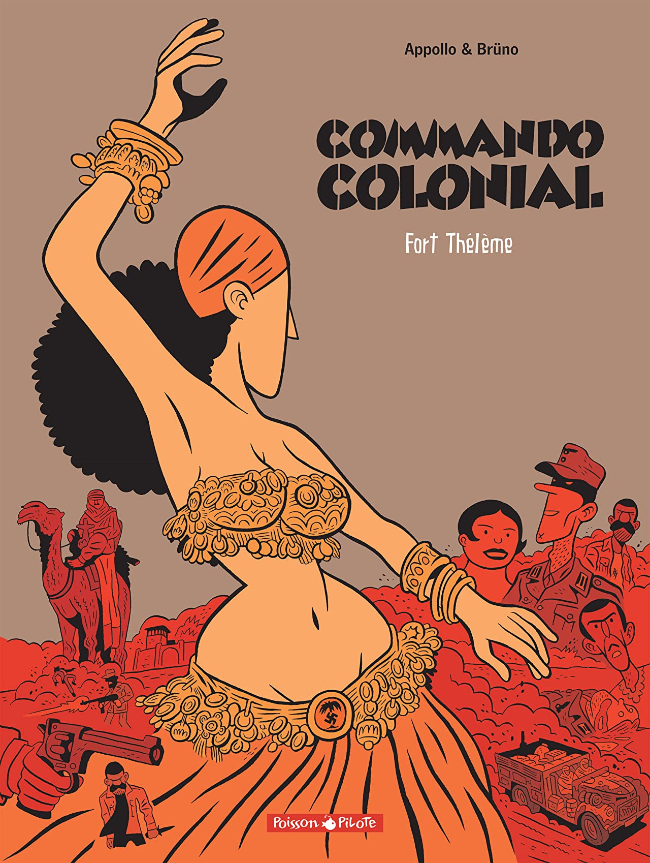 Commando Colonial Vol. 3: Fort Thélème
