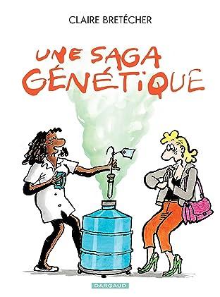 Bretécher Vol. 1: Une saga génétique