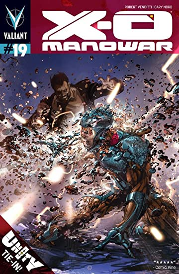 X-O Manowar (2012- ) #19: Digital Exclusives Edition