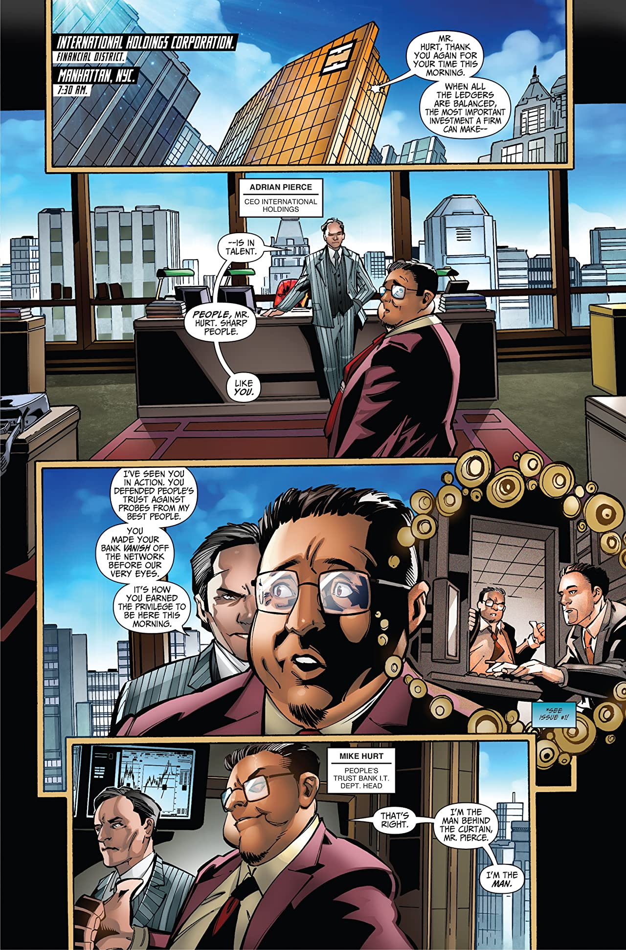 I.T. - The Secret World of Modern Banking #2