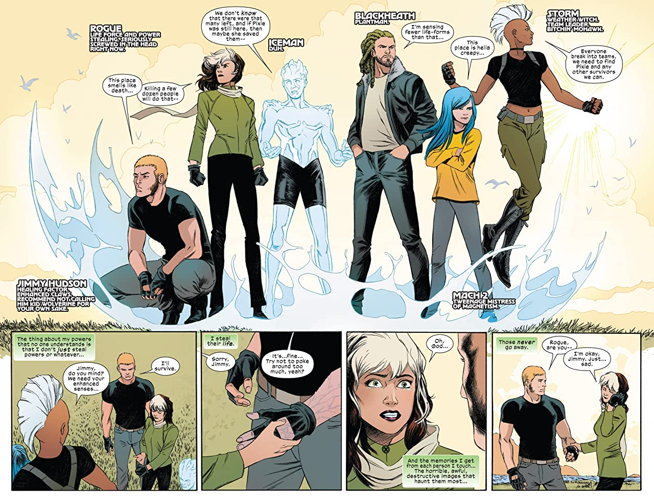 Cataclysm: Ultimate Comics X-Men #1 (of 3)