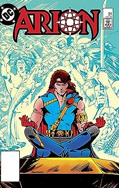 Arion, Lord of Atlantis (1982-1985) #21