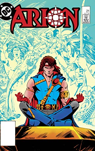 Arion, Lord of Atlantis (1982-1985) #21