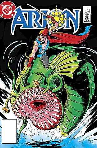 Arion, Lord of Atlantis (1982-1985) #22