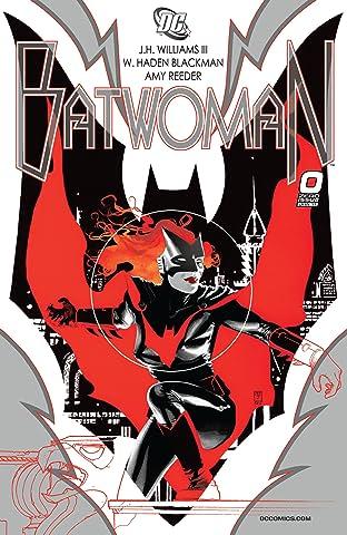 Batwoman (2010) No.0