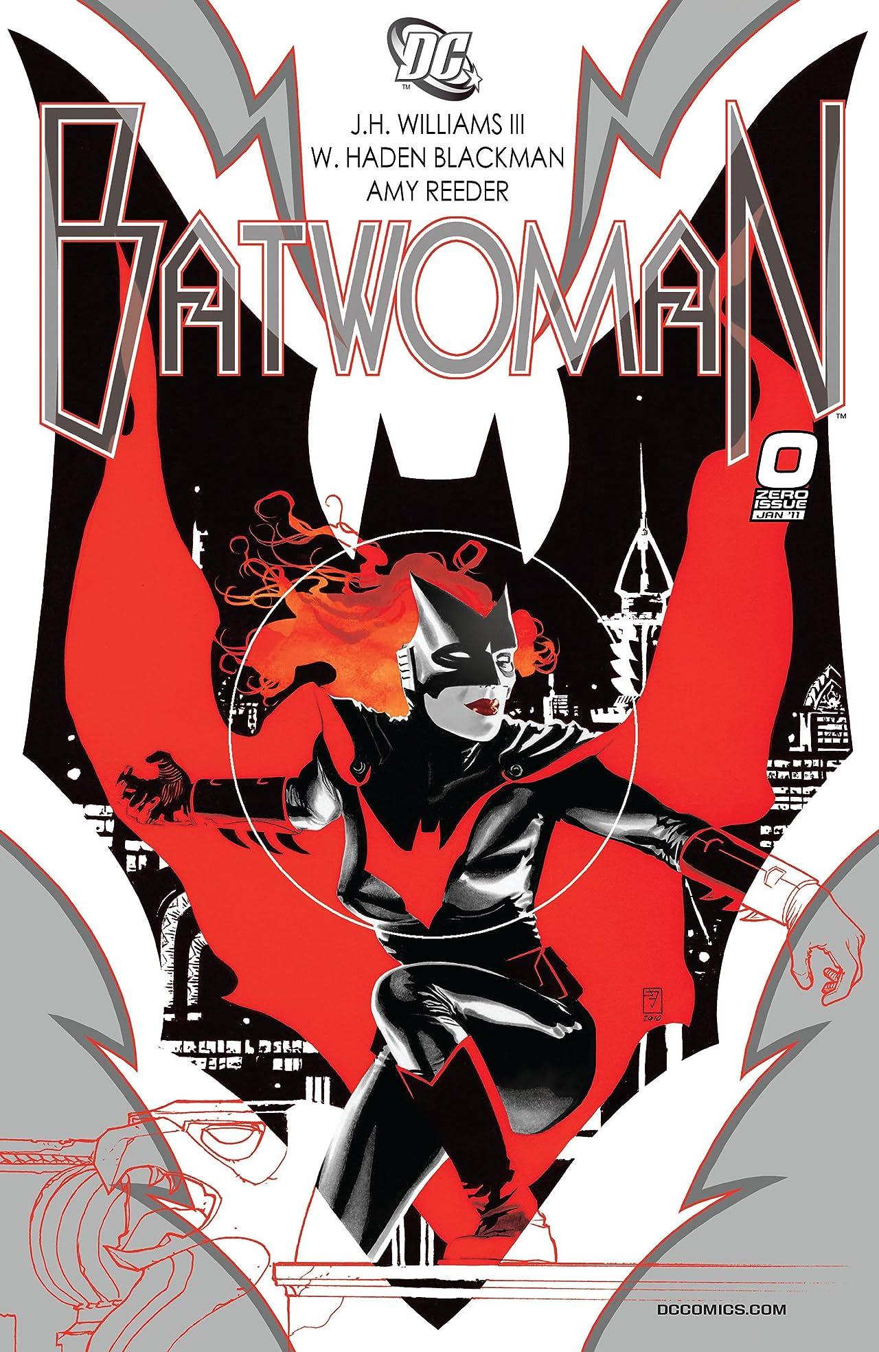 Batwoman (2010) #0