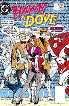 Hawk and Dove (1989-1991) No.4