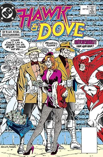 Hawk and Dove (1989-1991) #4