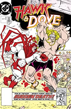 Hawk and Dove (1989-1991) No.5