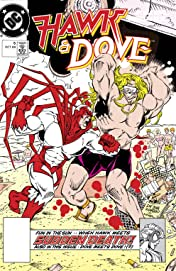 Hawk and Dove (1989-1991) #5