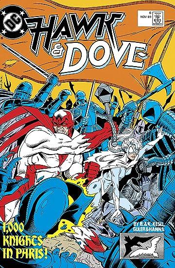 Hawk and Dove (1989-1991) #6