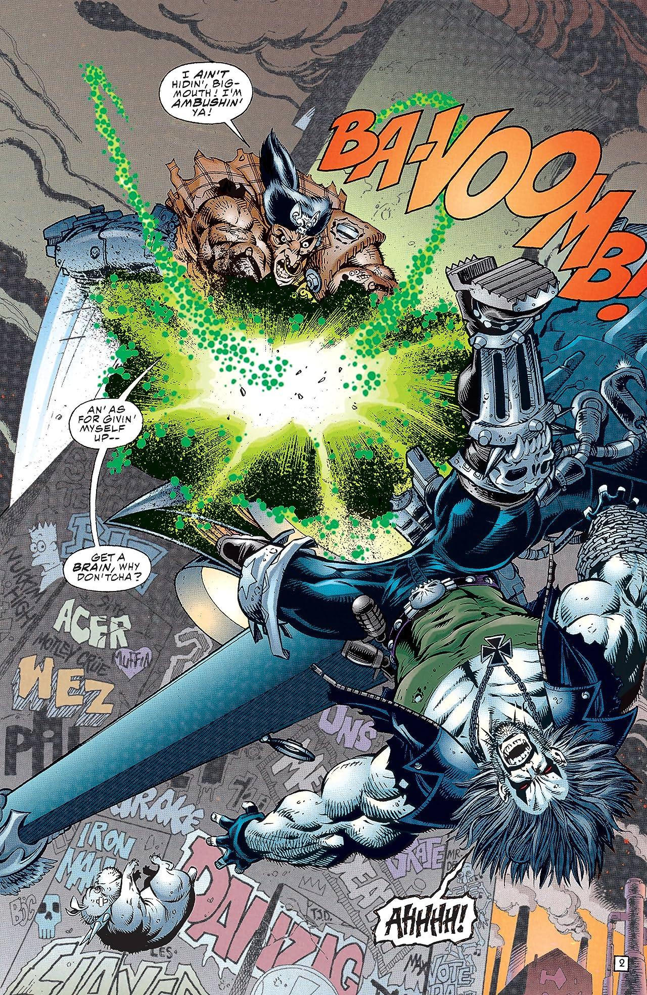 Lobo (1993-1999) #1