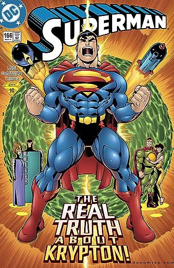 Superman (1987-2006) #166