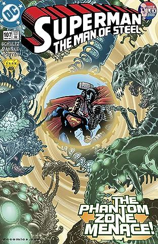 Superman: The Man of Steel (1991-2003) #107