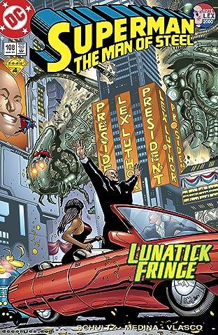Superman: The Man of Steel (1991-2003) #108