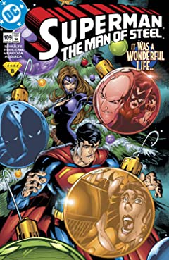 Superman: The Man of Steel (1991-2003) #109
