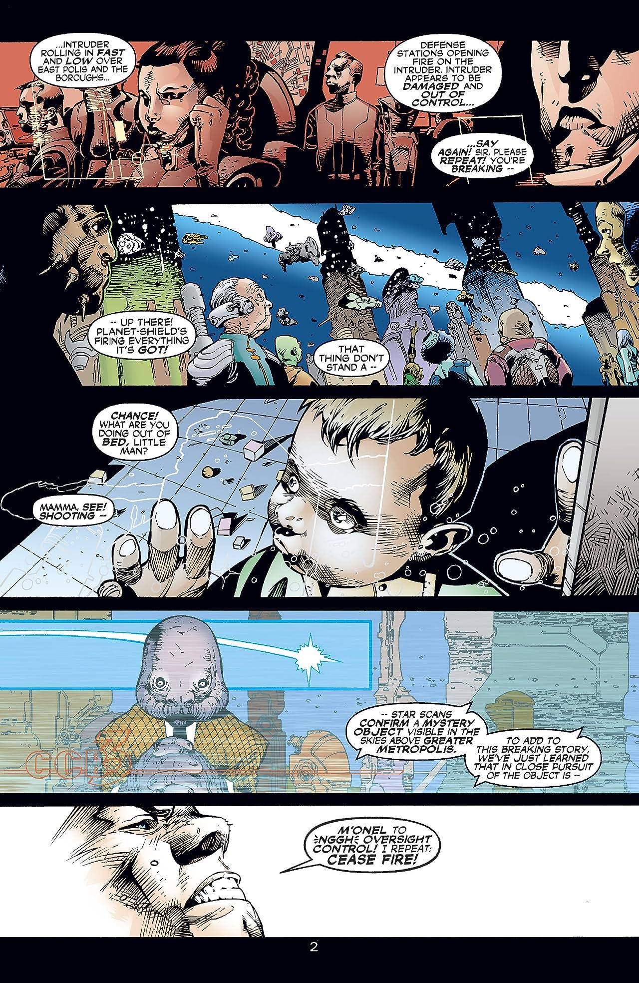 The Legion (2001-2004) #1