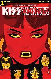 Kiss/Vampirella No.1