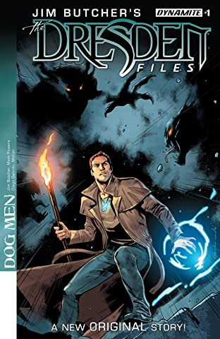 Jim Butcher's The Dresden Files: Dog Men #1