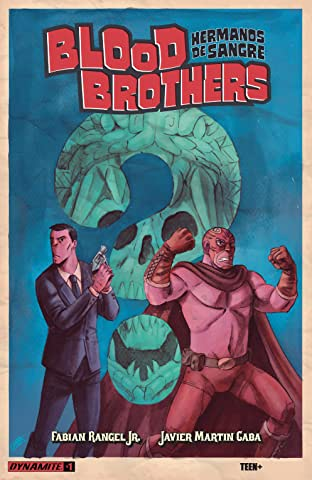 Blood Brothers No.1
