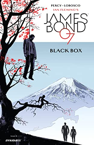 James Bond: Black Box (2017) No.4 (sur 6)