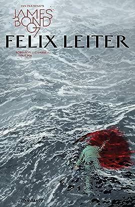 James Bond: Felix Leiter (2017) #6 (of 6)