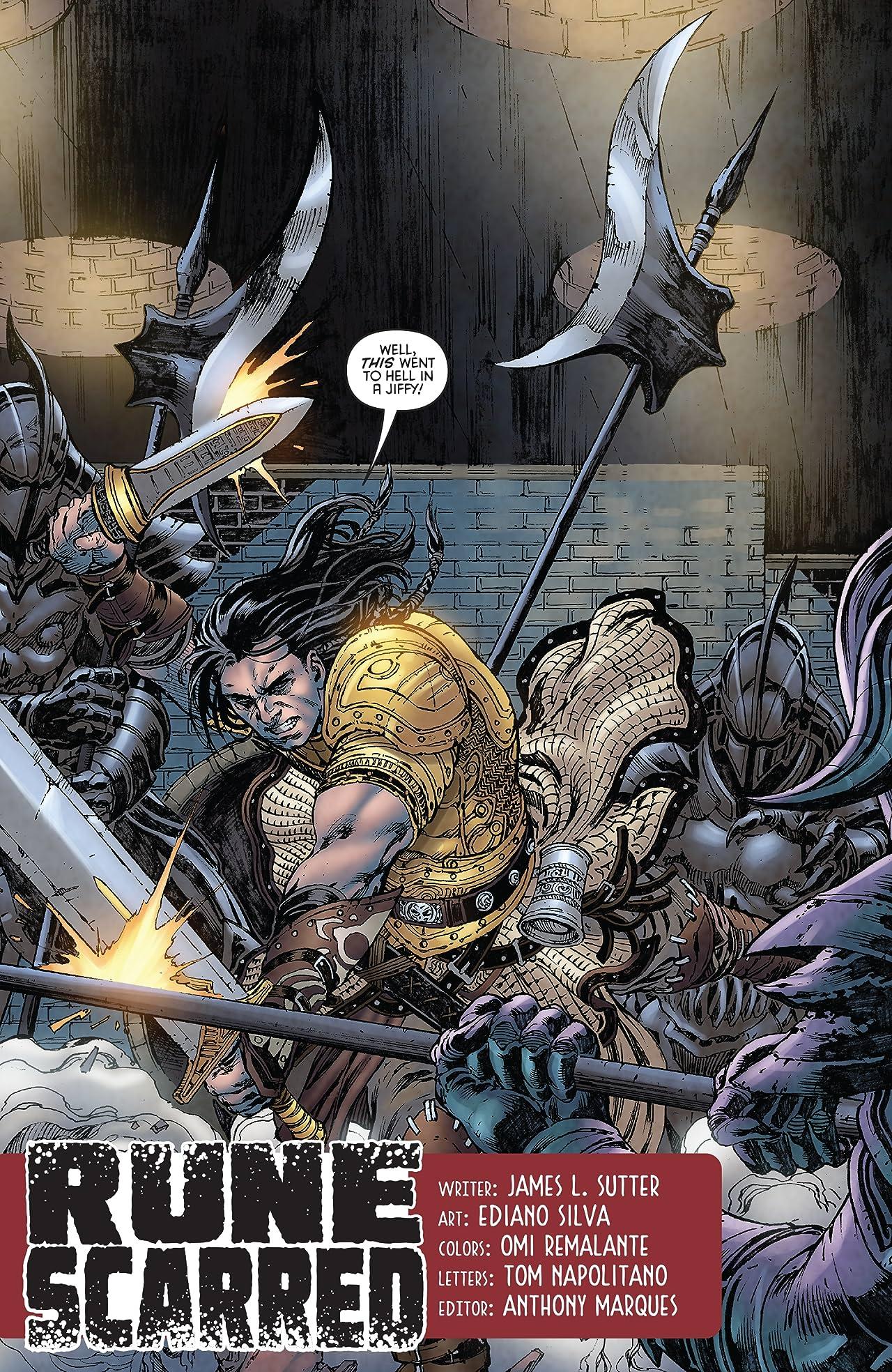 Pathfinder: Runescars #2