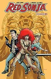 Red Sonja Vol. 4 #6