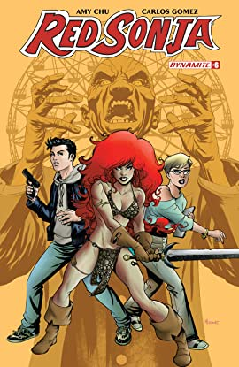 Red Sonja Vol. 4 #6