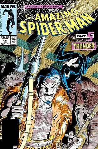 Amazing Spider-Man (1963-1998) #294