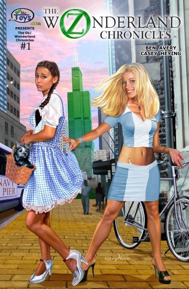 The Oz/Wonderland Chronicles #1