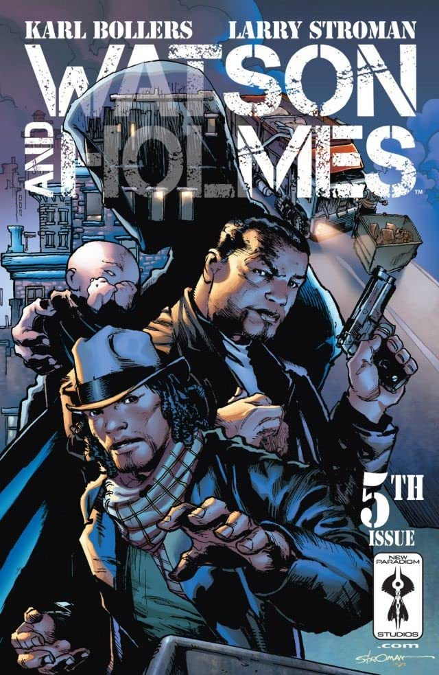Watson And Holmes #5