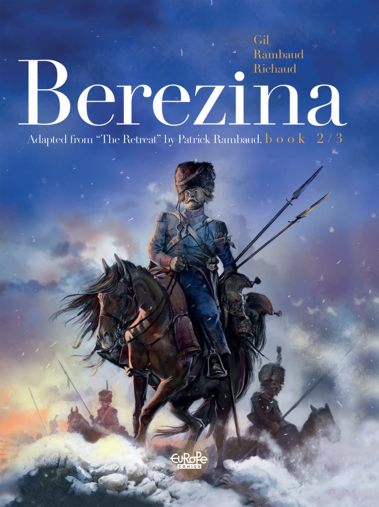 Berezina Vol. 2: The Ashes